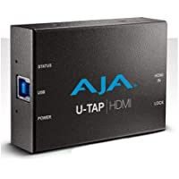 AJA U-TAP Dispositivo USB3 de entrada video profesional HDMI