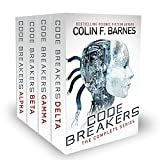 Code Breakers Complete Series: Books 1-4