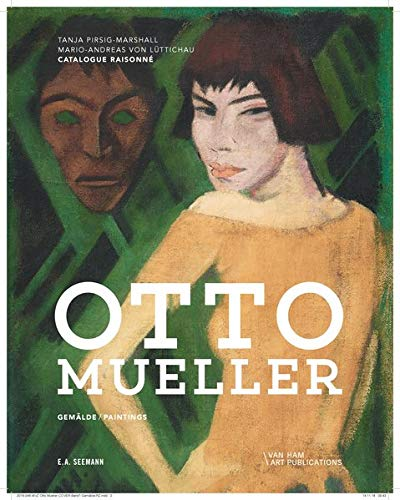 Otto Mueller. Catalogue Raisonné: Band I: Gemälde/Paintings, Band II: Zeichnungen und Aquarelle/Drawings and Watercolours