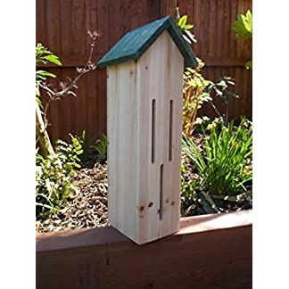 PMS LARGE GARDEN BUTTERFLY HOUSE W/WRAP AROUND COLOUR SLEEVE 51jmFEbUX 2BL