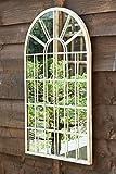 Capulet Multi Panelled Garden Mirror 60 x 36