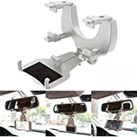 Car Mount Holder - Supporto Kingwo Car specchio retrovisore supporto culla del basamento per il telefono GPS