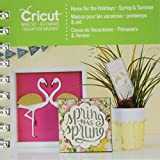 Best General Tools Die Cutting Machines - Cricut Proj Home Holidays SPR/SM Cartridge, Plastic, Multi-Colour Review