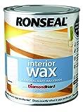 Ronseal Innen Wax 750ml Matt White Ash