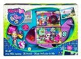 Littlest Pet Shop - 313941480 - Poupée et Mini-Poupée - L'Avion de Blythe