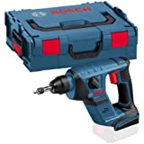 Bosch Professional GBH18VLICP 18V Cordless Li-Ion Compact SDS Plus Body Only Hammer Drill in L-Boxx