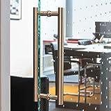 Türgriff Haltegriff 350 mm Edelstahl satiniert Türgriff Glastür