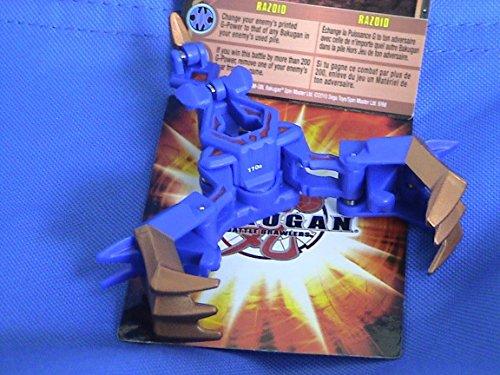 Bakugan - Battle Gear - Razoid (Colors Vary)
