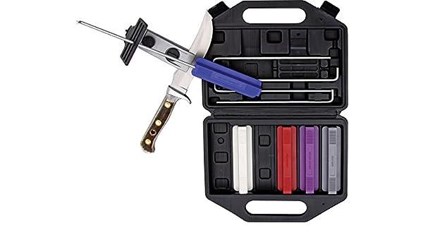 New Eze-Lap Deluxe Diamond Sharpening Kit EZLDLXKIT