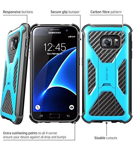Samsung-Galaxy-S7-Edge-2016-Release-Hlle-i-Blason-Prime-Serie-2-Schicht-Holster-Schutzhlle-Tasche-Gehuse-Zubehr-mit-Standhalter-schwenkbaren-Grtelschnalle-mit-Locking-Mechanismus
