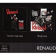Tournée Rouge Sang / Rouge Sang (Coffret 2 CD)