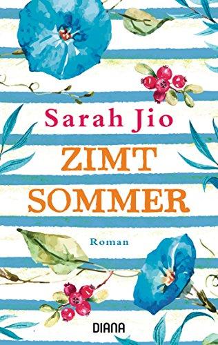 Buchseite und Rezensionen zu 'Zimtsommer: Roman' von Sarah Jio