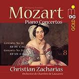 Piano Concertos Vol.8