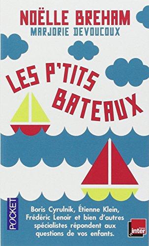 Les p'tits bateaux par Noëlle Bréham, Marjorie Devoucoux