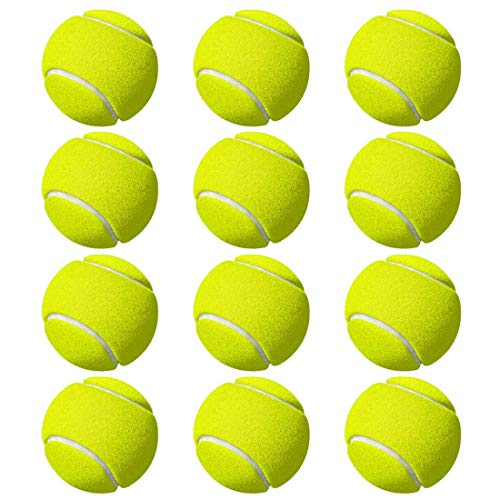 Tijarat Online store Tennis Ball (Green) Pack of 12