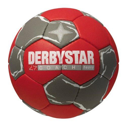 Derbystar Coach Heavy, 2 (600g), rot grau weiß, 1425200391