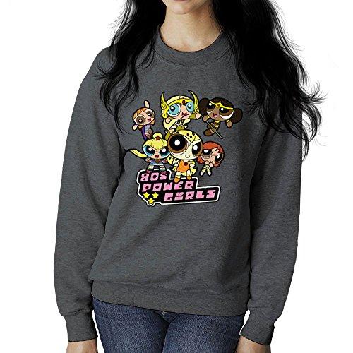 eighties-power-girls-powerpuff-womens-sweatshirt