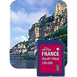 SATMAP Carte: France Sud-Ouest 1:50k
