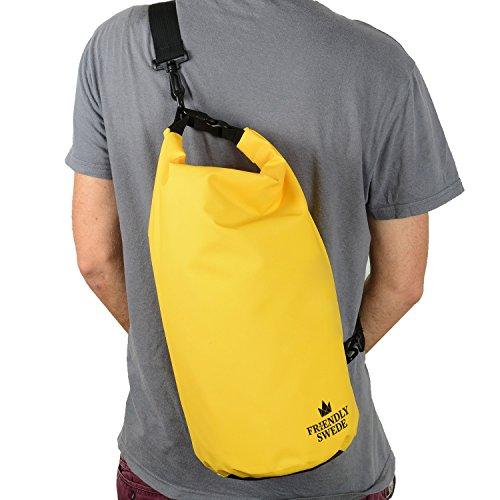 Wasserfester Packsack im Test: Erfahrungen und Funktionen - 4