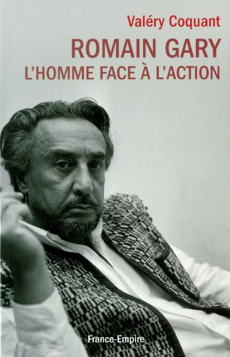 ROMAIN GARY HOMME FACE ACTION