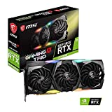 MSI GeForce RTX 2070 Super Gaming X Trio - Tarjeta gráfica (8 GB, GDDR6, 256 bit, 7680 x 4320 Pixeles, PCI Express x16 3.0)
