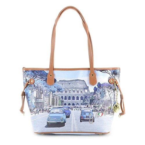 Borsa Shopping media Y Not - H336 Weekend in Rome