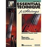 Essential Technique for Strings (Essential Elements Book 3): Violin