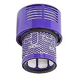 Rediboom Filtre Hepa Lavable pour Dyson Cyclone V10 Total Clean V10 Aspirateur...