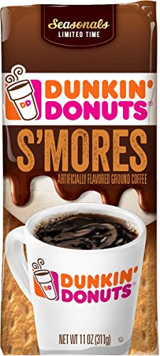 dunkin-donuts-smores-flavored-ground-coffee-11-oz