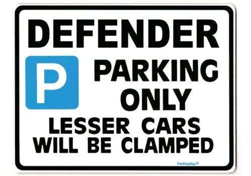 defender-car-paring-sign-gift-for-land-rover-tdi-model-owner-size-large-205-x-270mm
