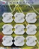 Steckdosen-Kinderschutz (9 Stück im Set)