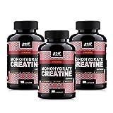 Best Creatine Pills - BodyDaddyMake (BDM) Creatine Monohydrate Capsules - 100 Review
