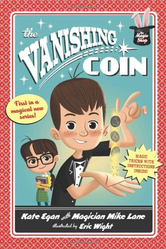 Vanishing Coin [The Magic Shop Book 1], The