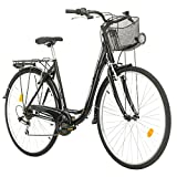 Multibrand Probike 28 City Zoll Fahrrad 7-Gang urbane Cityräder For Heren,...