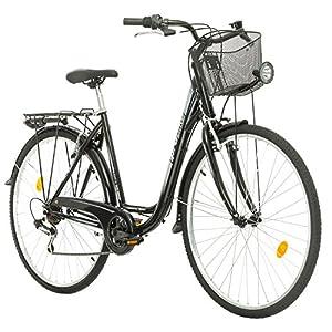 Multibrand Probike 28 City Zoll Fahrrad 7-Gang urbane Cityräder For Heren,...