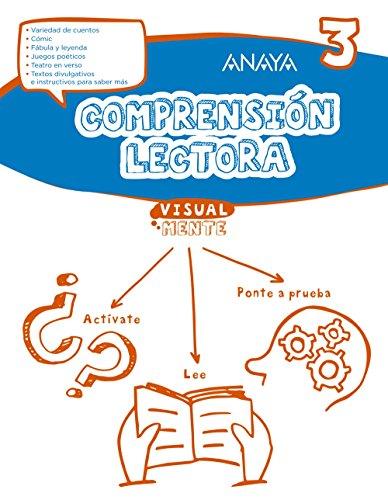 Comprensión lectora 3. (Visualmente) - 9788469831656 por Anaya Educación