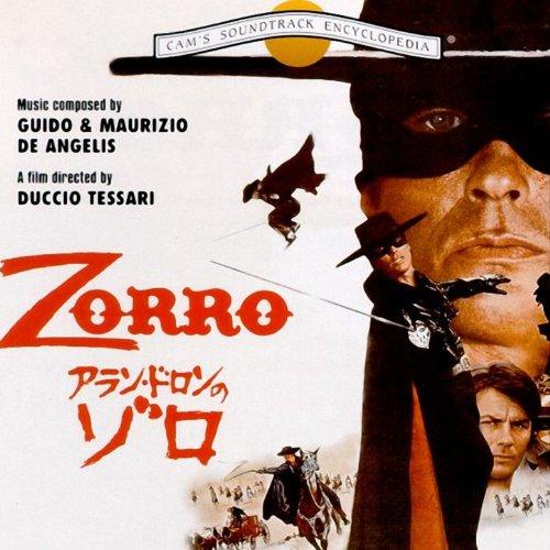 Zorro Is Back