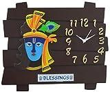 Feelings Café club Krishna Wall clock...