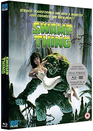Image of Swamp Thing (DUAL FORMAT Blu-ray + DVD)