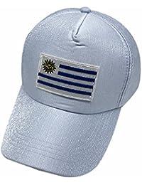 Wanson 2018 Copa Mundial De Fútbol Uruguay Copa del Mundo Gorras FIFA Baseball Cap Equipo Nacional