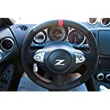 Nissan 370Z 2009-15 Lenkradbedeckung bei RedlineGoods