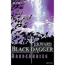 Bruderkrieg. Black Dagger 04