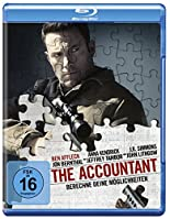 The Accountant [Blu-ray] hier kaufen