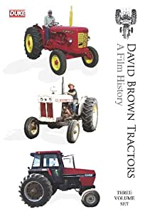 David Brown Tractors - The Collection [DVD]