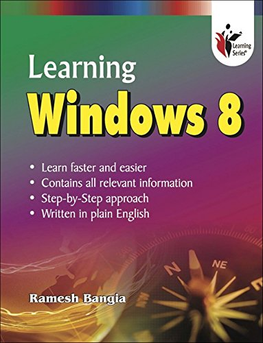 Learning Windows 8 por Ramesh Bangia