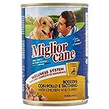 Miglior Cane Bocconi pollo/tacchino 405 Grammi