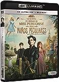 El Hogar De Miss Peregrine Para Niños Peculiares (4K Ultra HD + Blu-ray) [Blu-ray]