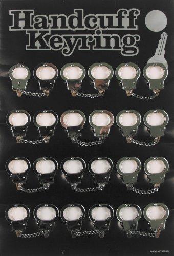 Mini-Handschelle als Schlüsselanhänger