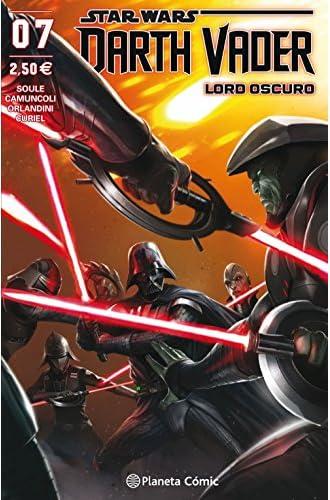 Star Wars Darth Vader Lord Oscuro nº 07