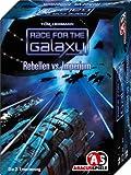 ABACUSSPIELE 13093 - Race for The Galaxy - Rebellen vs. Imperium. 2. Erweiterung, Kartenspiel